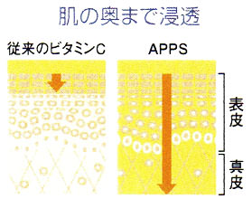 apps クリーム 効果