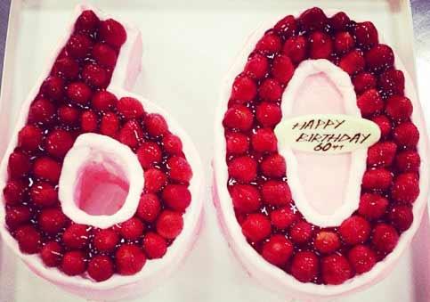 還暦祝い ケーキ