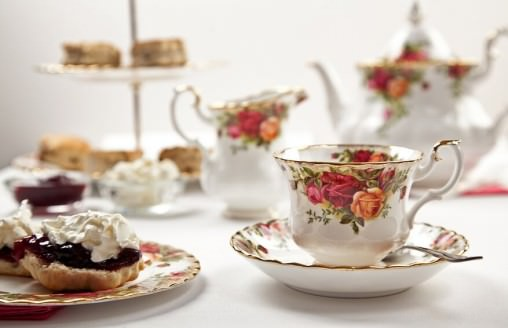 紅茶 道具