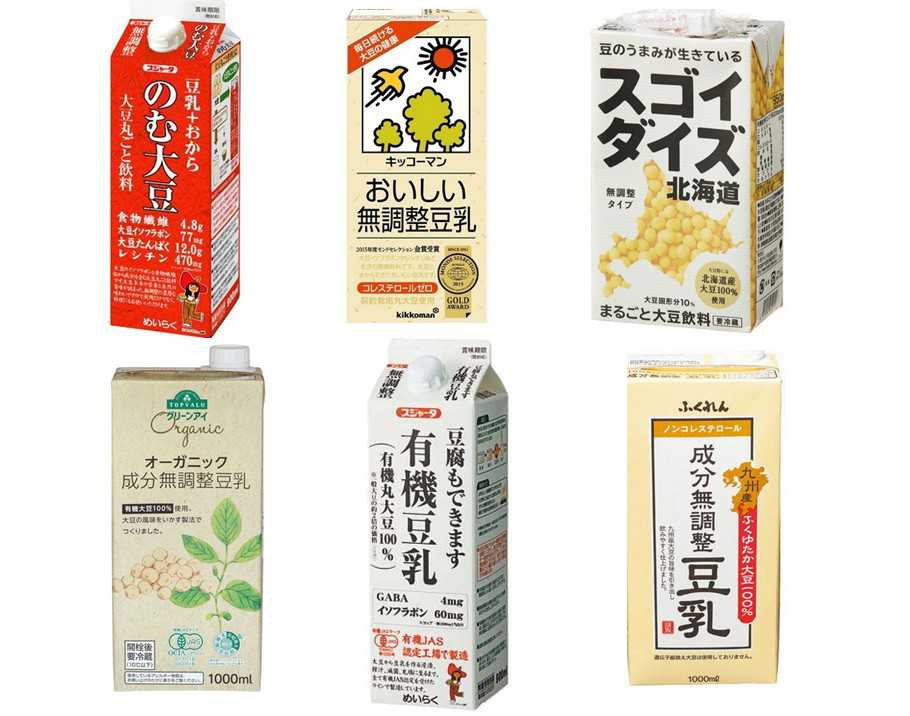 無調整豆乳の糖質