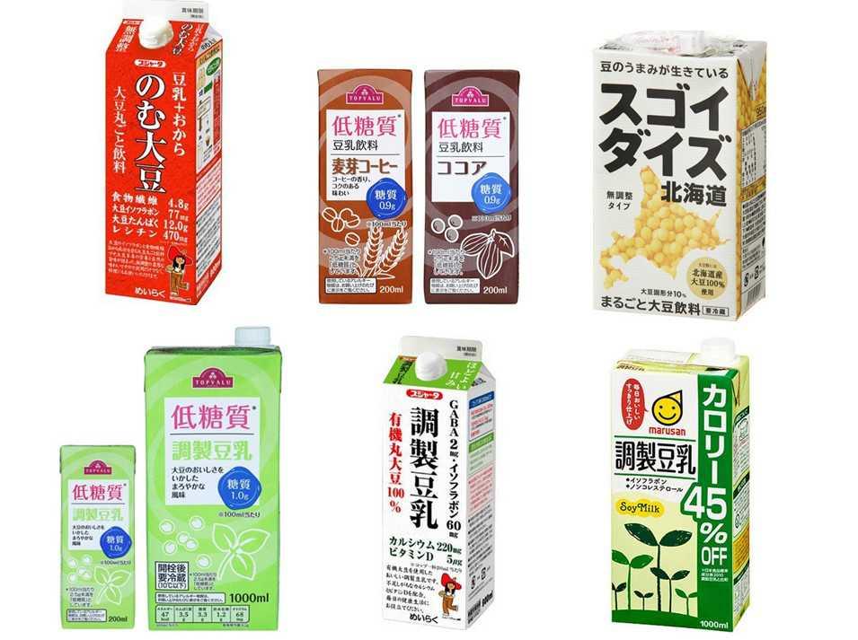 低糖質豆乳