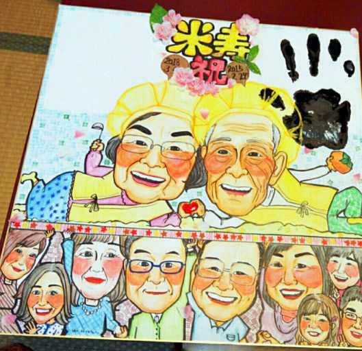 米寿祝い 贈り物