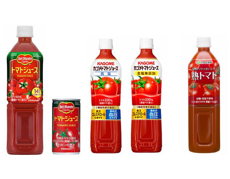 トマトジュース 糖質