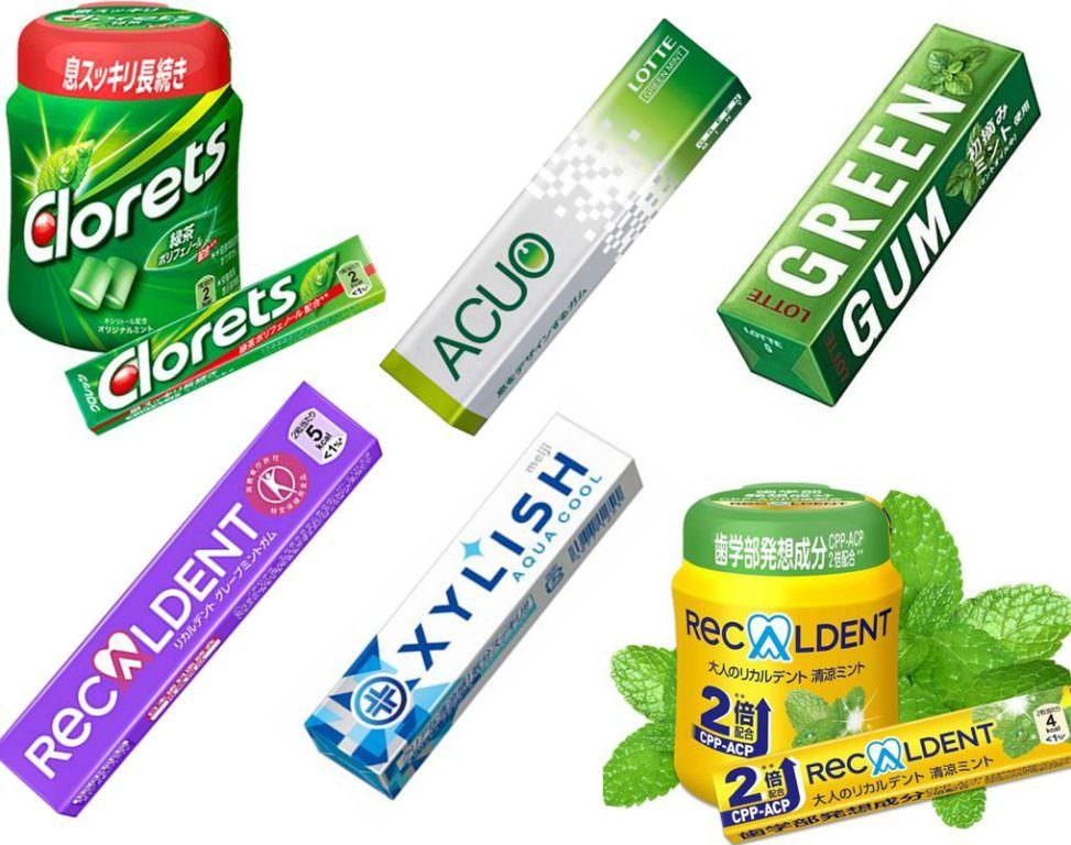 ガム 糖質